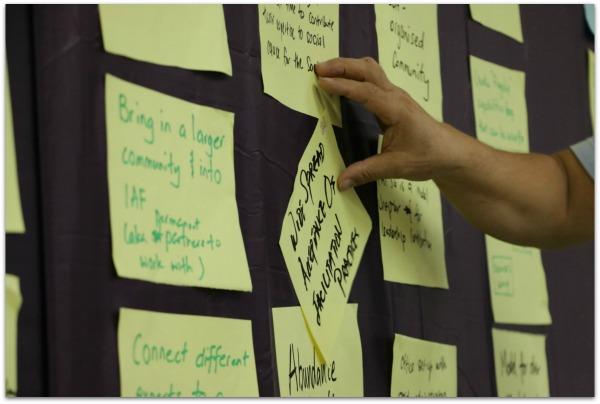 facilitation-sticky-wall