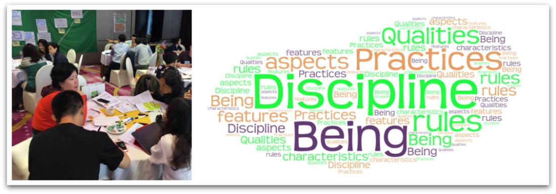 Discipline-banner
